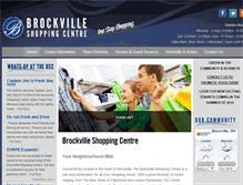 Tablet Preview of brockvilleshopping.ca